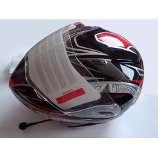 шлем Safebet HF-118 NEW ABS с блютузом